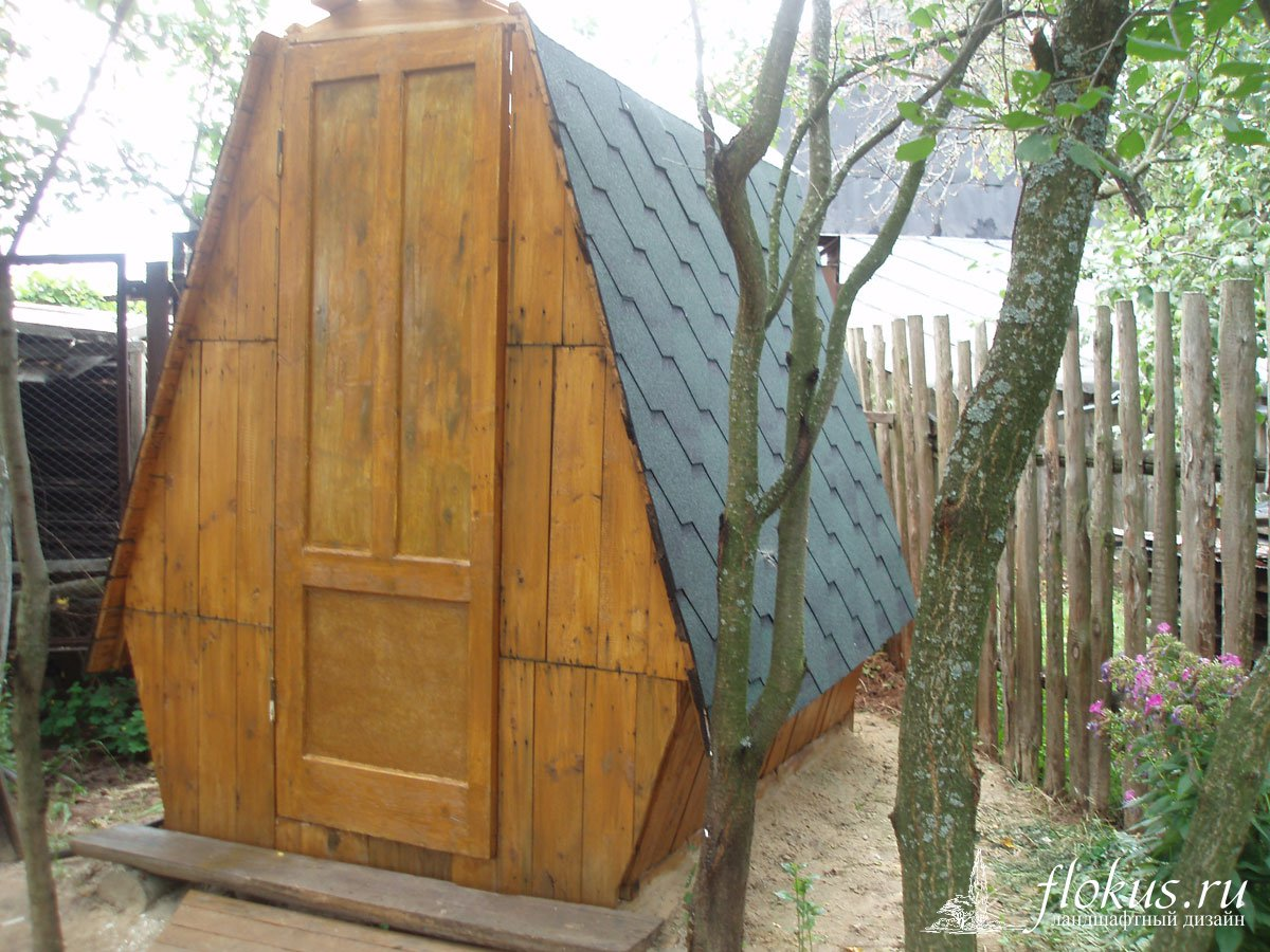 Дачный туалет своими руками пошагово с размерами фото