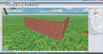 Realtime landscaping architect 2018.Trim corner and end pieces (Подрезка углов и краев) Flokus.ru - флокус.ру